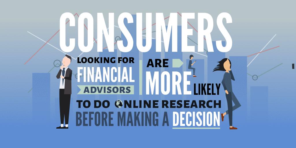 financial advisors online reputation